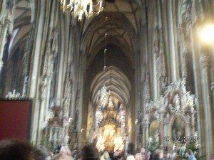 Catedrala Sfantul Stefan din Vienna