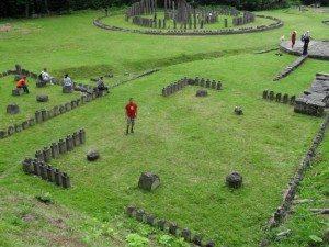 Cetatea Sarmizegetusa Regia, localizare pe harta, informatii utile, galerie de imagini 4