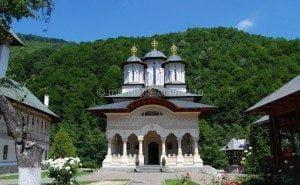 Manastirea Lainici, Localizare si informatii utile 1