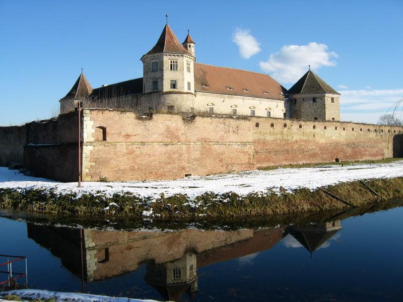 Cetatea Făgăraș, Localizare si informații utile 2