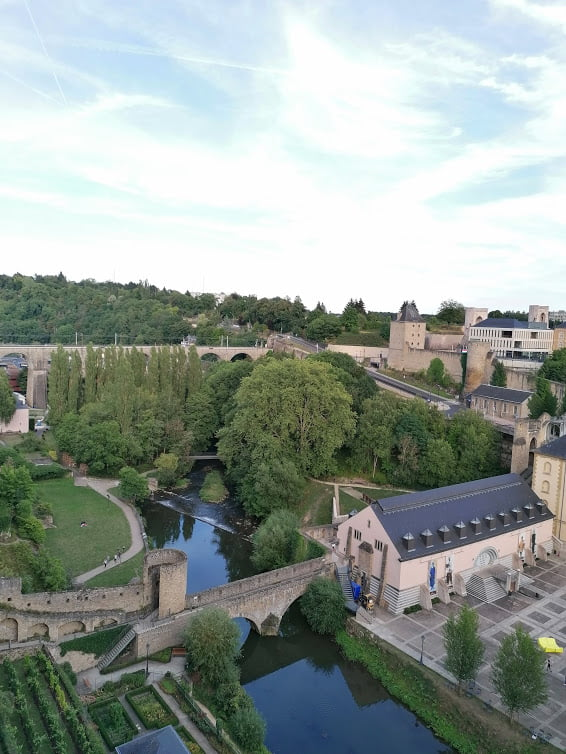 Obiective turistice în Luxemburg, imagini și informații utile 9