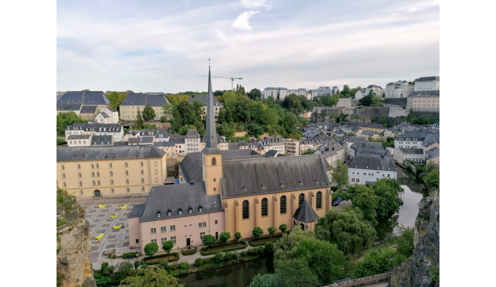 Obiective turistice în Luxemburg, imagini și informații utile 11