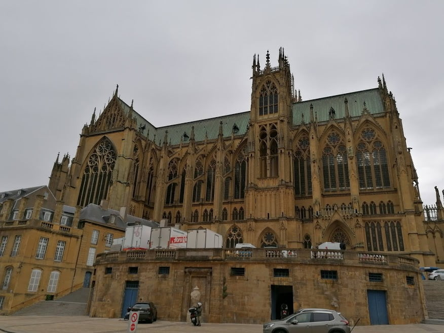 Galerie foto din Metz, France 2