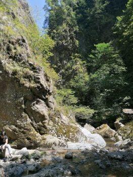 Traseul Valea lui Stan din Argeș, Transfăgărășan 4