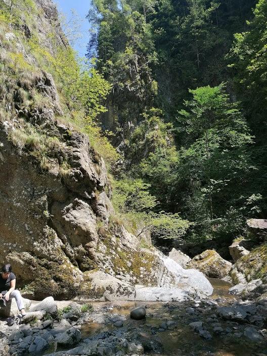 Traseul Valea lui Stan din Argeș, Transfăgărășan 6