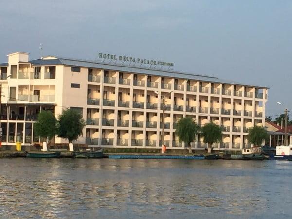Hotel Delta Palace, Sulina – Delta Dunarii