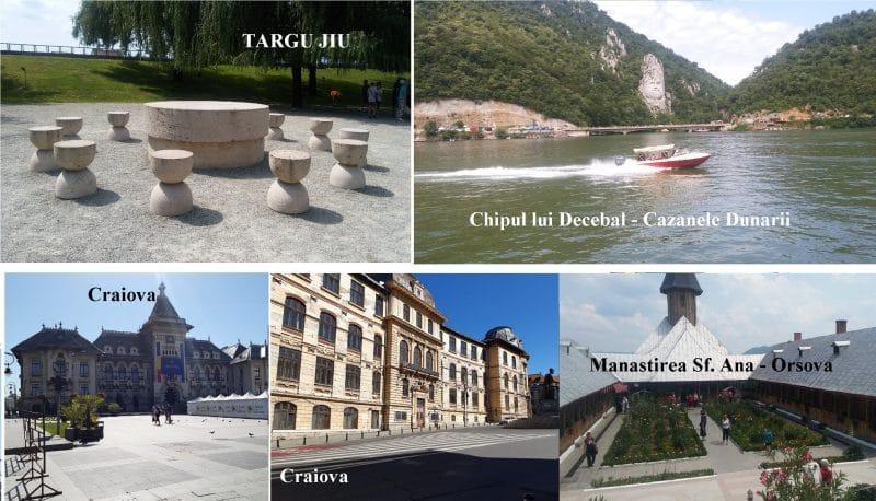 Clisura Dunarii – Cazanele Dunarii – Oltenia – August 2020