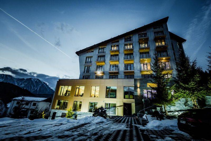 Oferta Hotel Carpat Inn 4*, Azuga