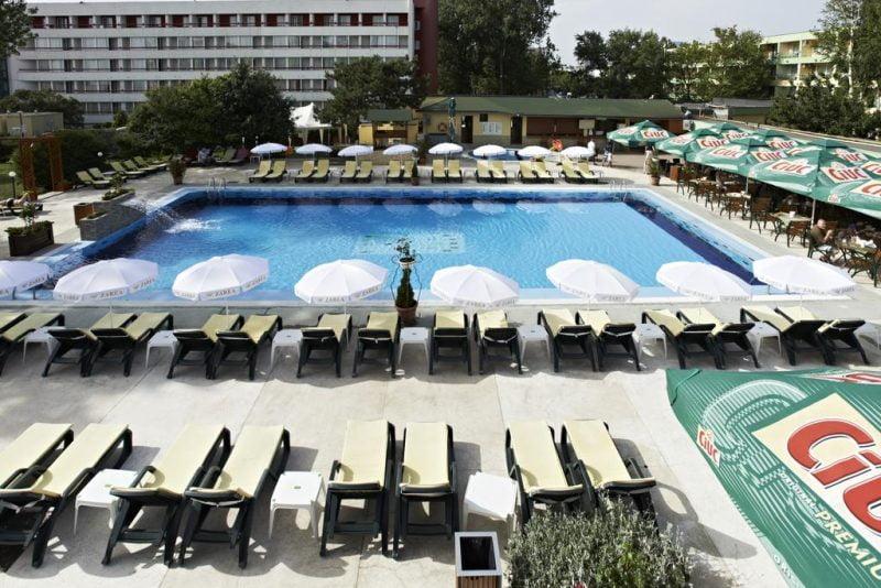 Hotel Dorna 3*, Mamaia – Seniori 55+