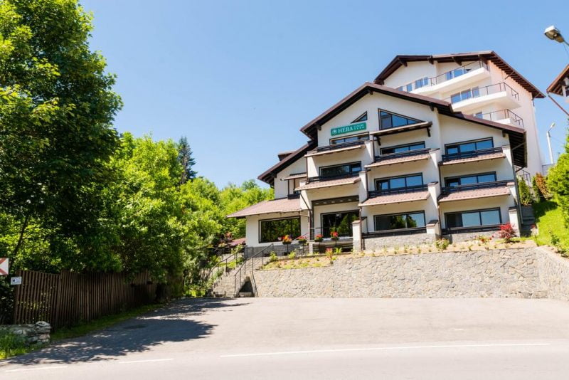 Vila Hera Luxury 4*, Predeal – August-Decembrie 2020