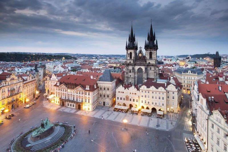 Circuit Praga Karlovy Vary Iulie 2021