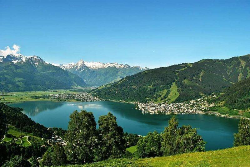 Circuit Austria Tirol Salzkammergut Zell am See- Avion 8 zile 2021