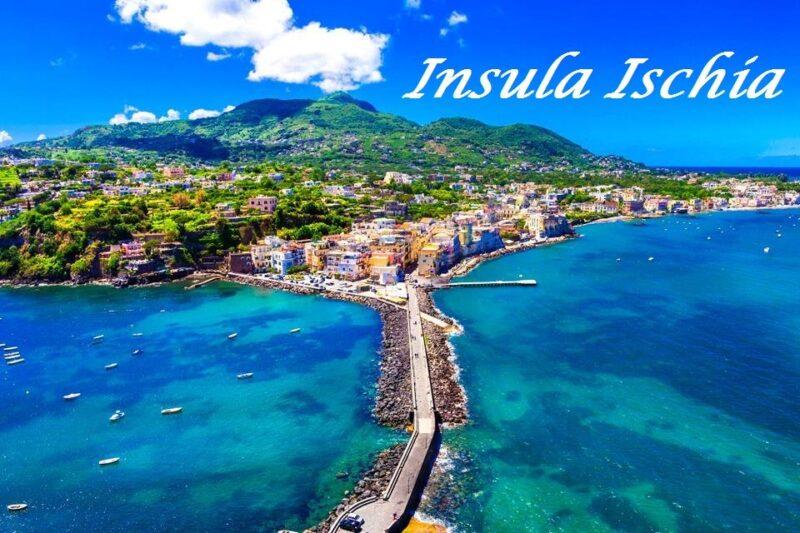 Sejur Ischia, Capri, Coasta Amalfi septembrie 2021