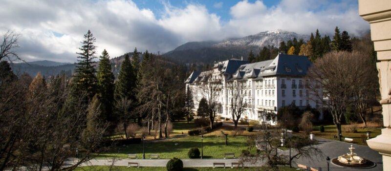 Cazare Hotel Palace 4*, Sinaia 2021