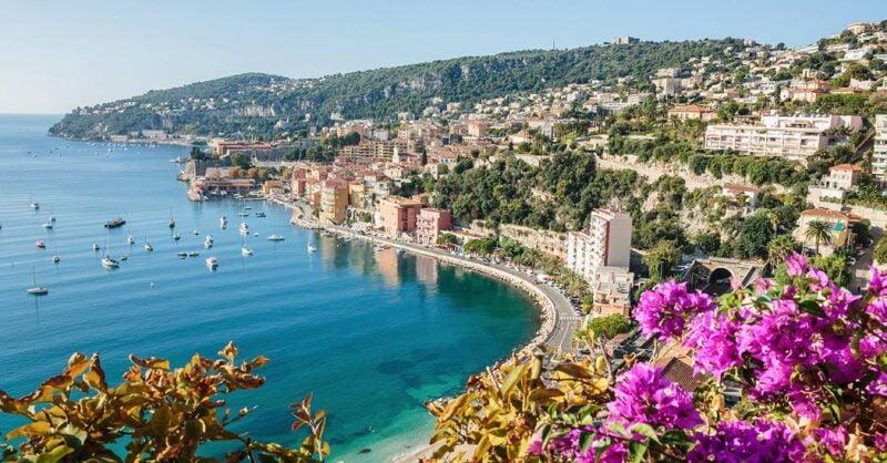 Coasta de Azur-Saint Tropez-Nisa-Cannes-Grasse-Monaco-Octombrie 2021