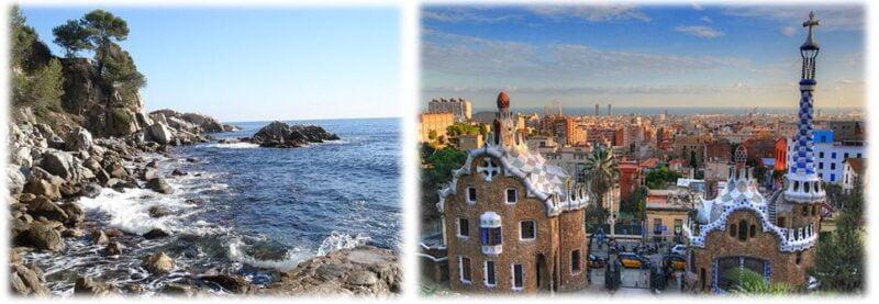 Excursie Costa Brava + Barcelona-sejur individual- 8 zile, toamna 2021