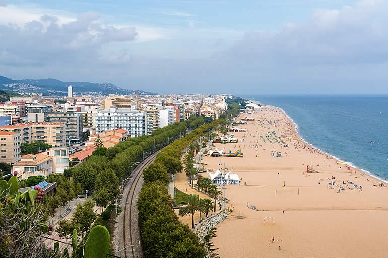 Sejur individual Costa Brava, 15 zile, hoteluri 3*/4*, vara 2021