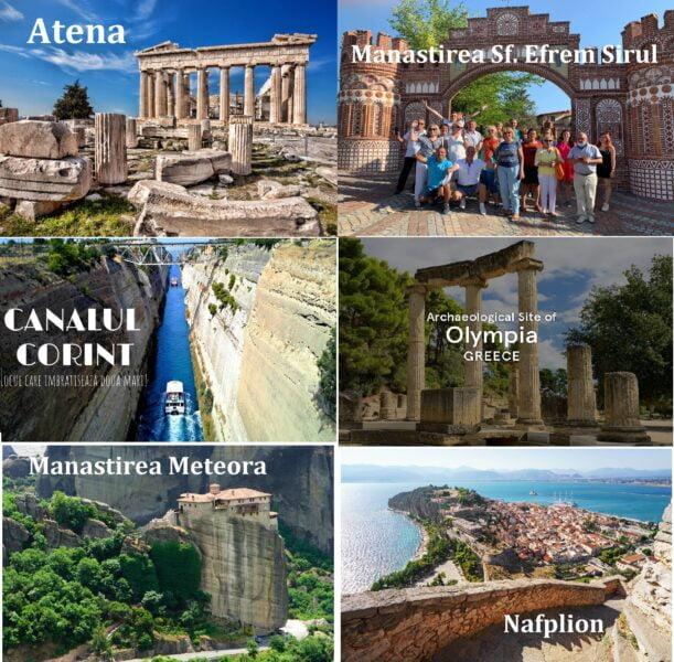 Circuit Grecia – 8 zile autocar – Mai 2021