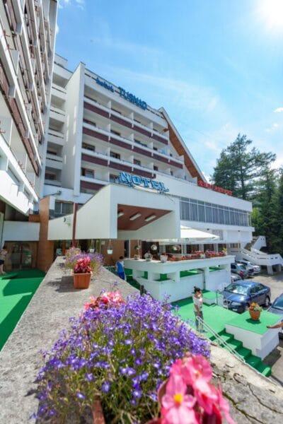 Tratament Asculta-ti Inima- Baile Tusnad- Hotel Tusnad 2*