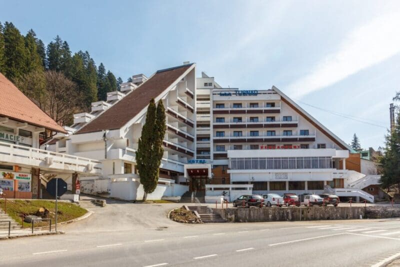 Sanatate la Baile Tusnad- Hotel Tusnad 2*