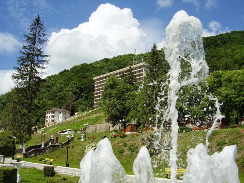 Tratament balnear in Extrasezon, Slanic Moldova, Hotel Venus 2*, 10 zile