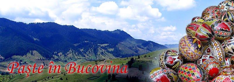 Paște Tradițional în Bucovina, 2021