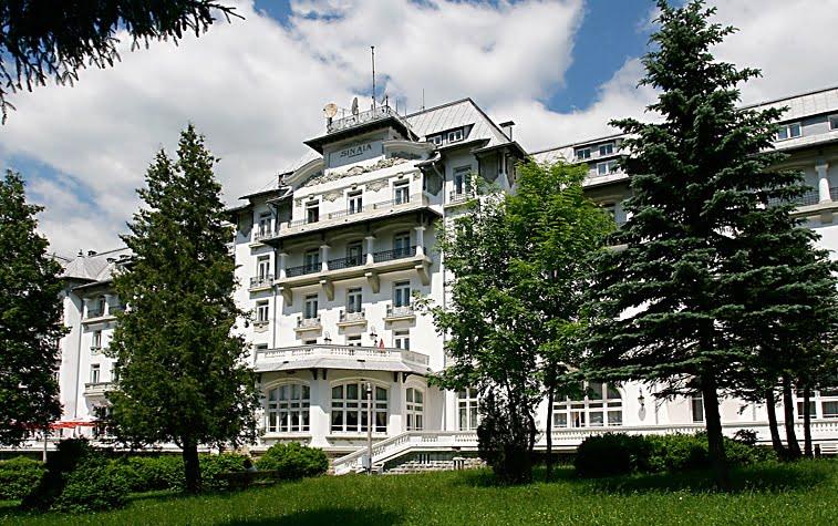 Paste 2021 – 4/5 zile la Sinaia – Hotel Palace 4*