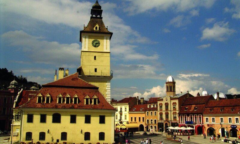 O buna idee de cadou, City Break in Brasov la 3 stele pentru 2 4