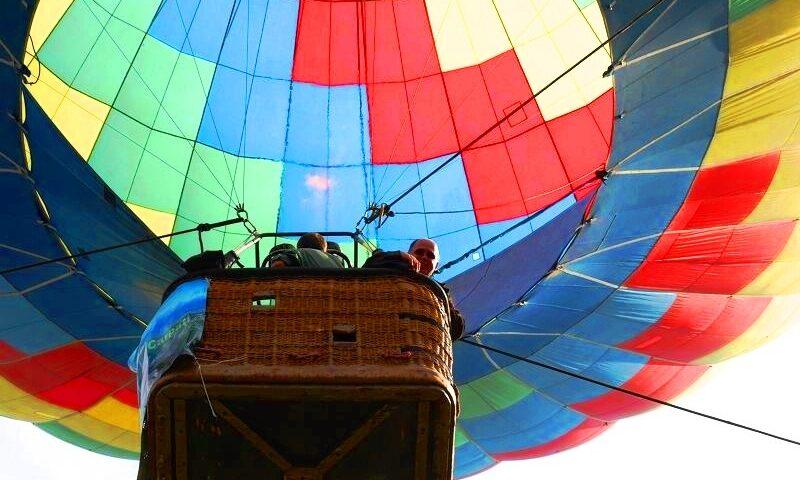 O buna idee de cadou, Zbor cu balonul in Bucuresti pentru 2 4