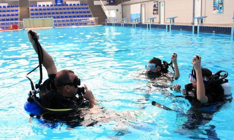 O buna idee de cadou, Initiere in scubadiving in Timisoara pentru 2 4