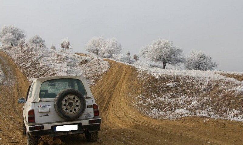 O buna idee de cadou, Lectie de off-road in Moldova pentru grupuri 4