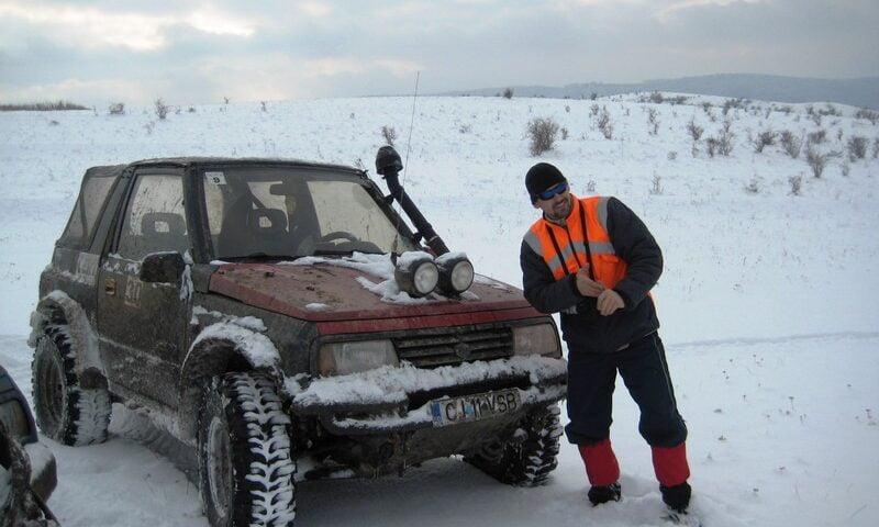 O buna idee de cadou, Lectie de off-road pentru 2 in Oradea 4