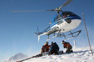 O buna idee de cadou, Heli ski 4