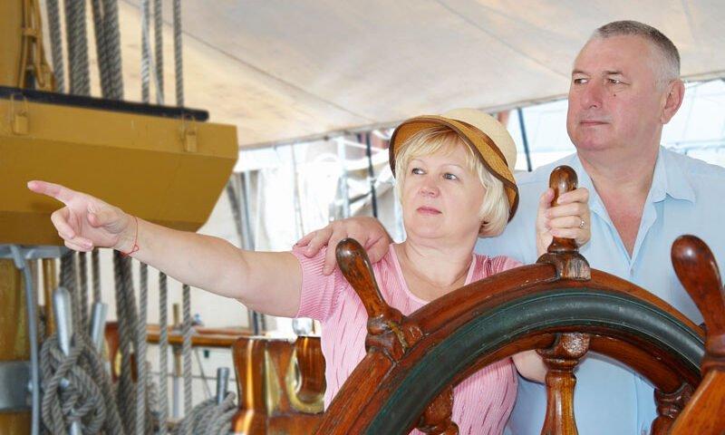 O buna idee de cadou, Initiere in navigatie in Bicaz 4