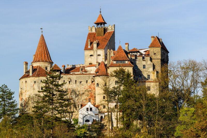 Activitate Cadou, Cerere in casatorie la Castelul Bran