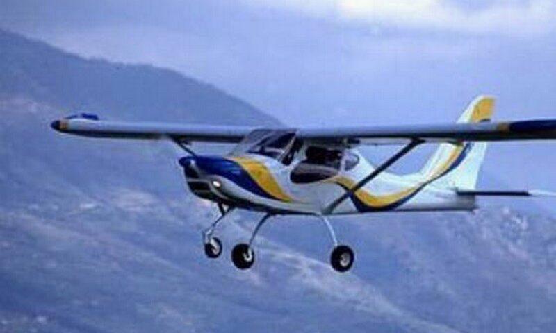 O buna idee de cadou, Survol de placere cu avionul deasupra Vulcanilor Noroiosi 4