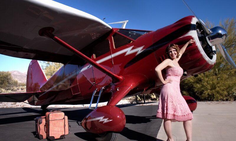 O buna idee de cadou, Champagne flight - Zbor cu avionul pentru 2 in Sibiu 4