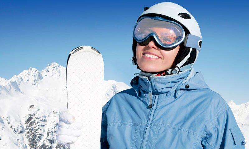 O buna idee de cadou, Lectie de initiere in ski in Poiana Brasov 4