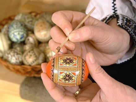 O buna idee de cadou, Initiere in arta incondeierii oualor de Paste 4