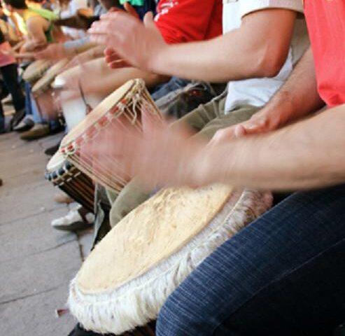 O buna idee de cadou, Curs privat - Initiere percutie hula in Bucuresti 4