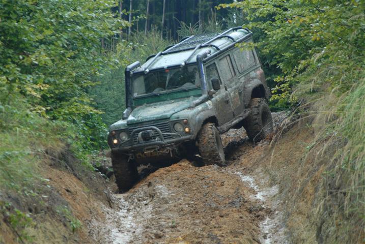 O buna idee de cadou, Lectie de off-road in Transilvania pentru grupuri 4