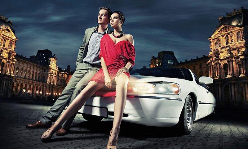 O buna idee de cadou, Plimbare romantica cu limuzina in Bucuresti 3