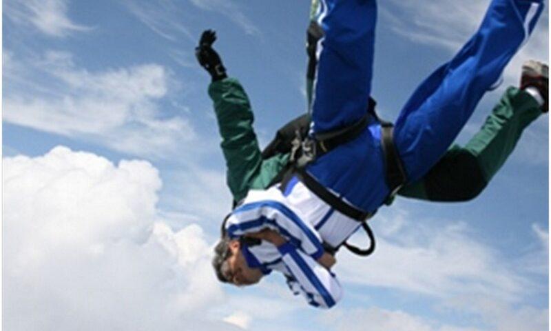 O buna idee de cadou, Skydiving - Salt cu parasuta in Chisinau 4