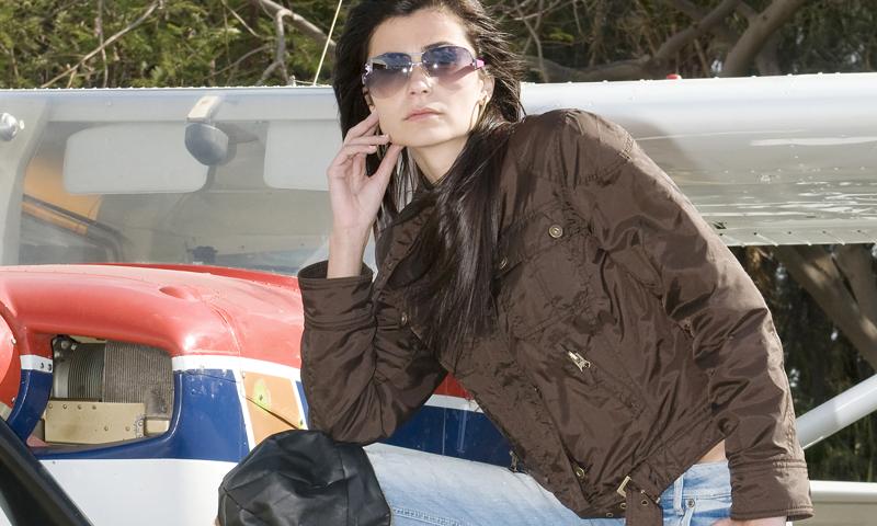 O buna idee de cadou, Survol de placere cu avionul in Piatra Neamt 4