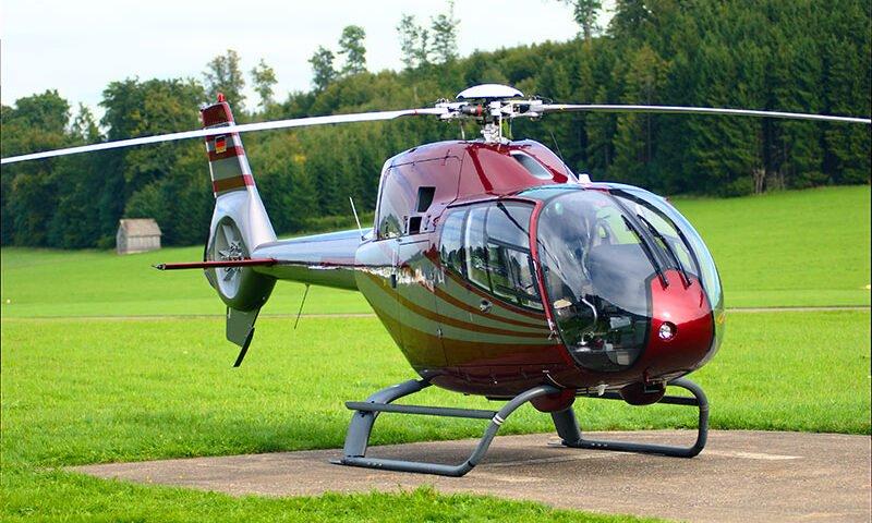 O buna idee de cadou, Survol de placere cu elicopterul si invitati in Oradea 4
