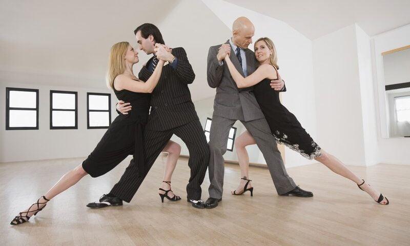 O buna idee de cadou, Lectie de tango pentru cupluri in Cluj 4