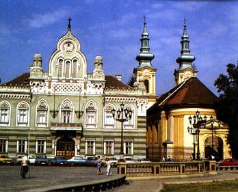 O buna idee de cadou, City Break in Timisoara la 4 stele pentru 2 4