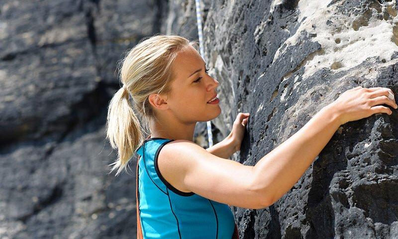 O buna idee de cadou, Initiere in alpinism pentru grupuri 4