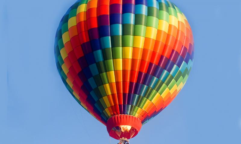 O buna idee de cadou, Zbor cu balonul in Timisoara pentru 2 4
