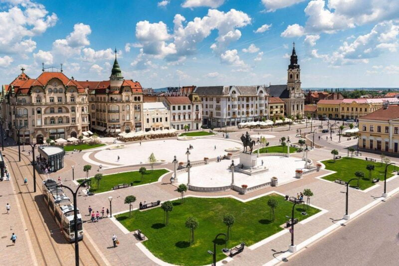 Crisana-Transilvania-Banat-Oltenia-6 zile din care 2 zile ORADEA